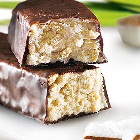 28 barras de nuez de coco crujiente proteínas – régimen ...