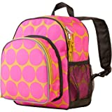 Wildkin Big Dot Hot Pink 12 Inch Backpack