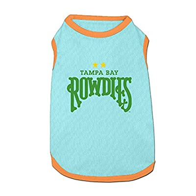Tampa Bay Rowdies Pop Puppy Dog Clothes Sweaters Shirt Hoodie Coats