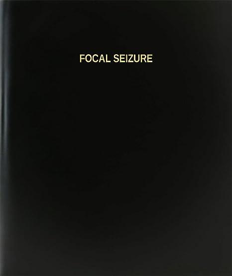 Amazon com : BookFactory Focal Seizure Log Book / Journal
