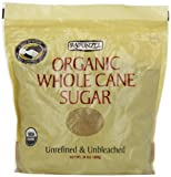 Rapunzel Pure Organic Whole Cane Sugar, 24 Ounce