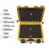 Nanuk 915 Waterproof Hard Case with Foam Insert
