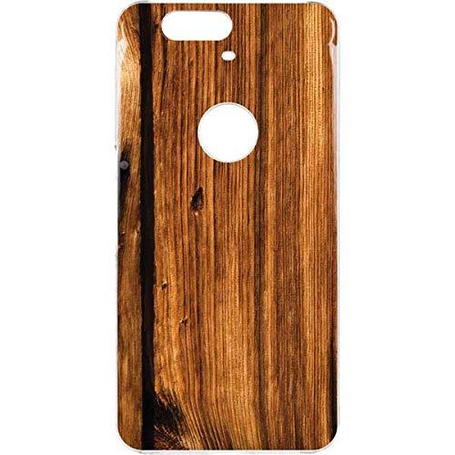 new arrival b46b2 193aa Amazon.com: Skinit Wood Google Nexus 6P LeNu Case - Glazed Wood ...