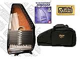 "Oscar Schmidt ""Berkshire"" 15 Chord Autoharp, Maple Body, Sunburst Finsih, OS15B"
