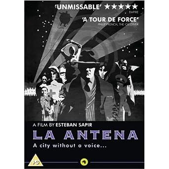The Aerial (La Antena) : Amazon.es: Alejandro Urdapilleta ...