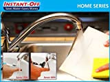 water savers - INSTANT-OFF Home 500 CFlow Universal Water Saver for Kitchens & Laundry. Automatically Shuts Off Water, Optional Continuous Water Flow, Reduces Spread of Germs from faucet handles, Stops Drips.