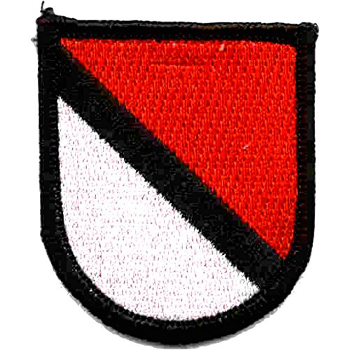 1st Cavalry Volunteers Non Airborne Beret Flash Patch