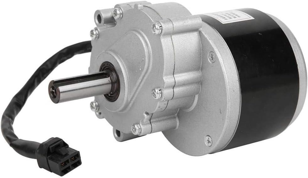 V GEBY Sillas de Ruedas Brush Engine 75r/min 24V 250W High Torque para sillas de Ruedas eléctricas