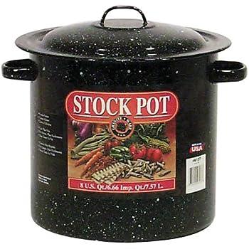 Granite Ware Stock Pot, 8-Quart