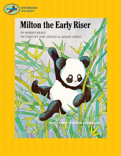 Read Online Milton the Early Riser (Stories to Go!) PDF