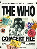 img - for The Who: Concert File book / textbook / text book
