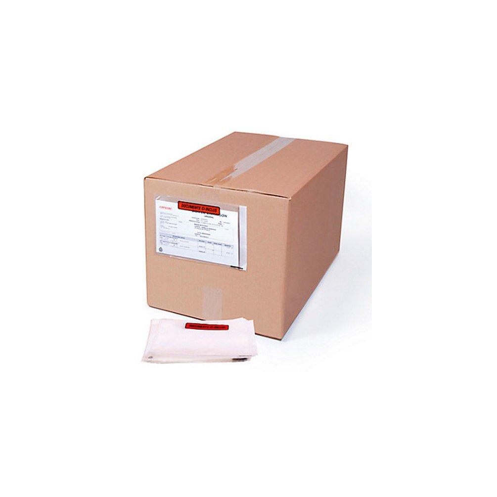 Cenpac - 1000 pochettes imprimé es porte documents 220 x 120 mm - 566094 - DIAMWOOD
