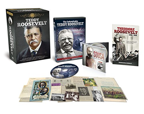 Teddy Roosevelt: The Heritage Collection ()