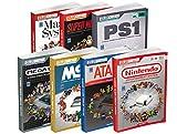 capa de Coleção Consoles Old! Gamer. Ano 1  - Caixa com 7 Volumes