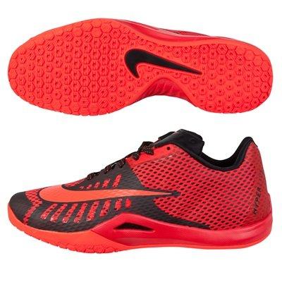 4bc4b54fe94c0 Nike HyperLive Basketball Shoe - University Red: Amazon.co.uk ...
