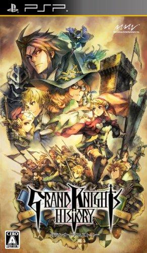 Grand Knights History [Japan Import] (Fullmetal Psp Alchemist)
