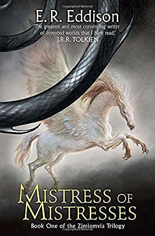 book cover of Mistress of Mistresses