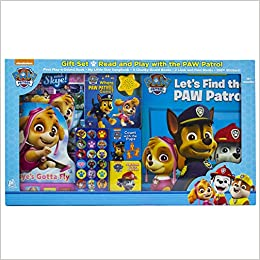 Nickelodeon Paw Patrol Gift Set Read And Play With The Paw Patrol Pi Kids Editors Of Phoenix International Publications Editors Of Phoenix International Publications Editors Of Phoenix International Publications