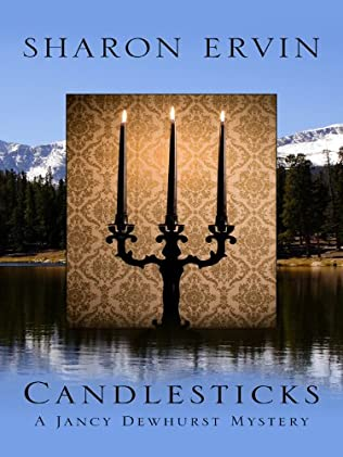 book cover of Candlesticks