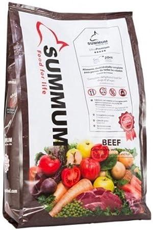 Alimento Summum - Summum Ternera Alimento 100% Natural, 1 Kg