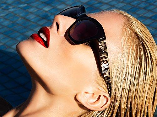 Mujer de Designer BK1 O2015 Gafas MED para sol EXqwzB