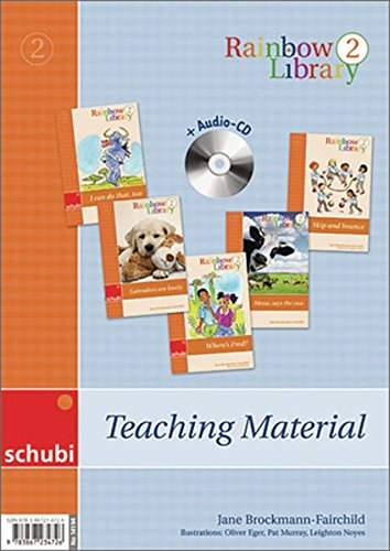Rainbow Library 2: Teaching Material