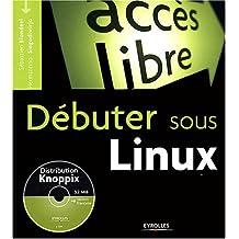 DBUTER SOUS LINUX ET CD-ROM