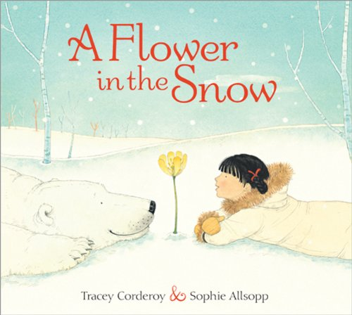A Flower in the Snow from Sourcebooks Jabberwocky