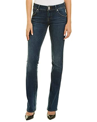 5b24fd6470e Image Unavailable. Image not available for. Color: Hudson Jeans Womens Beth  Rascal Baby Bootcut ...