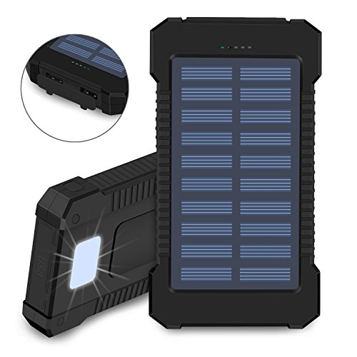 Solar Energy Iphone Charger - 6