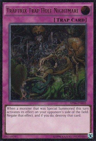 traptrix trap hole nightmare