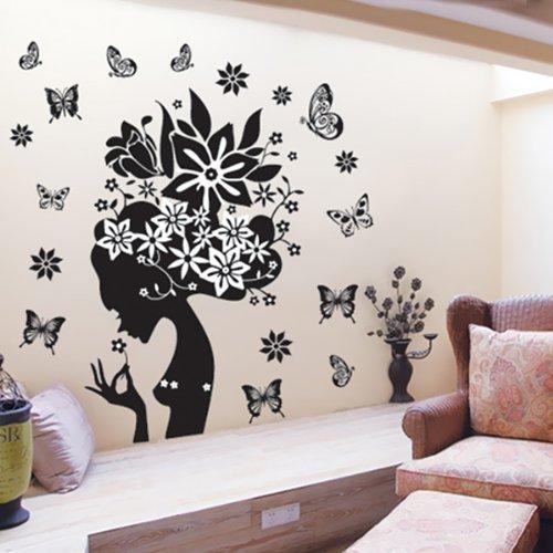 Calcomanias para decorar paredes imagui - Calcomanias para paredes ...