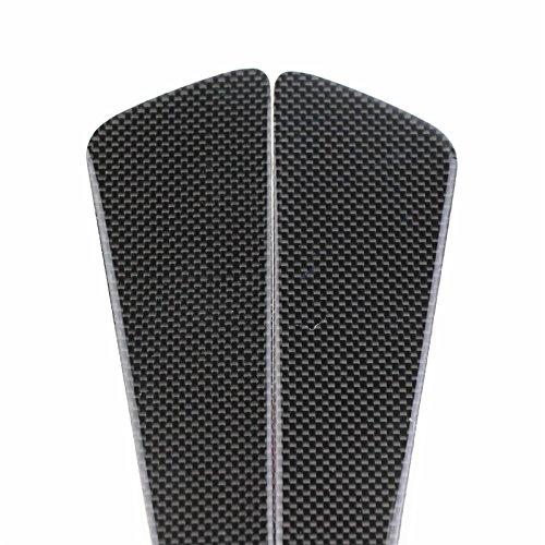 PRO-KODASKIN Motorcycle 3D Real Carbon Tank Pad Sticker Decal Emblem for KAWASAKI Versys-X300 Z900 Z650 NINJA650 2017