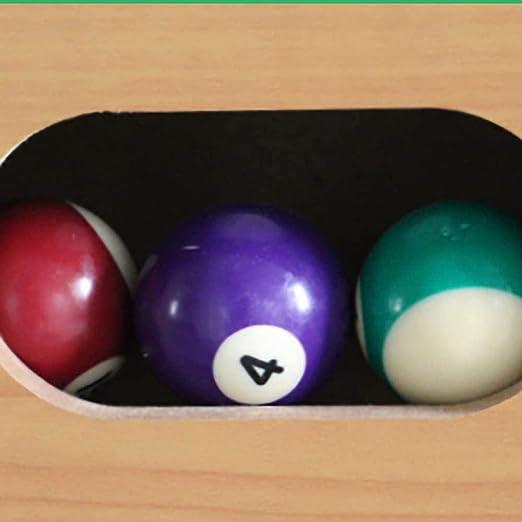 4.1 Pies Billar Mesa de Billar Snooker Accesorios completos Juego ...