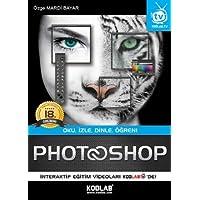 Photoshop CC Özel Renkli Baskı (Ciltli): Oku, İzle, Dinle, Öğren!