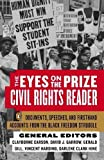 img - for The Eyes on the Prize Civil Rights Reader: Documents, Speeches, and Firsthand Accounts from the Black Freedom Struggle published by Penguin Books (1991) book / textbook / text book