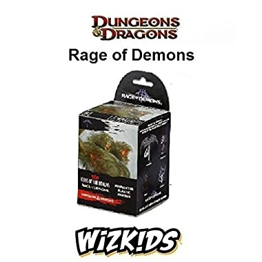 Dungeons & Dragons - D&D - Icons of the Realms: Rage of Demons Booster Pack