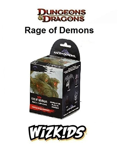 (Icons of the Realms Dungeons & Dragons - D&D Rage of Demons Booster Pack )