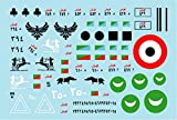 Star Decals 1:35 Egyptian Tanks Part.1 1950s BTR-152 M4A4 T-34-85 JS-3M #35946