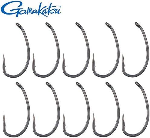 10x Carp Hook Sleeve Karpfenangeln Zubehör Karpfen Haken Karpfenhaken Hülsen