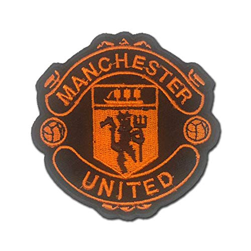 Manchester United MUFC Man U Black 3