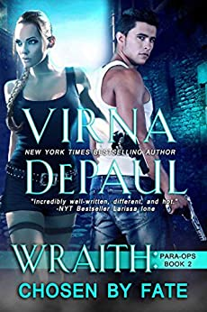 Wraith: Chosen by Fate (Para-Ops Book 2) by [DePaul, Virna]