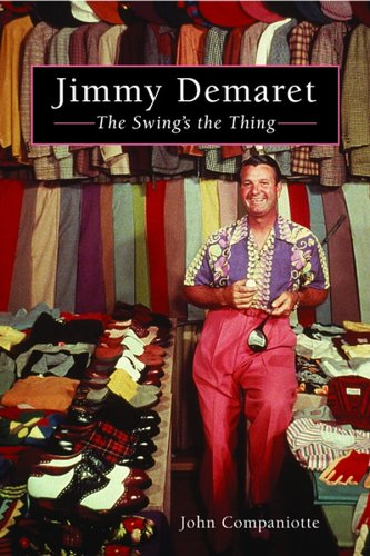 Jimmy Demaret: The Swing's the Thing - Jimmy Demaret Golf