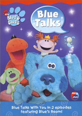 Blue's Clues: Blue Talks [DVD] [Import] B0001NBNIE