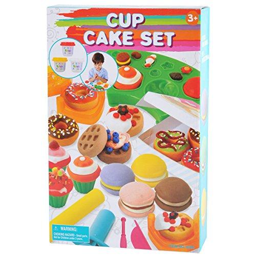 play dough cupcake set - 5