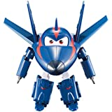 "Super Wings Transforming Agent Chase 5"" Scale"