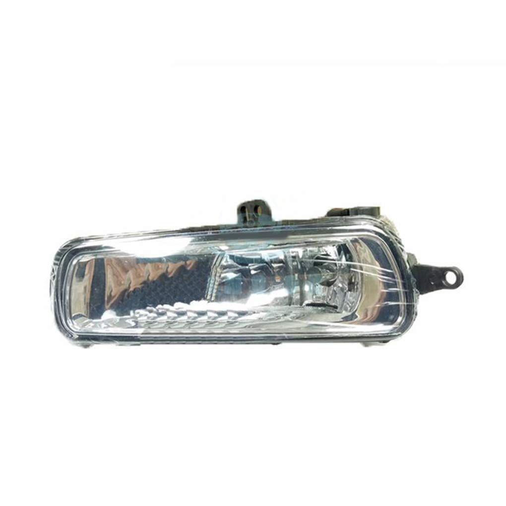 Car Clear Lens Front Left Side Fog Light Driving Lamp Replacement F1EB-15A254-AB for Ford Focus 2015