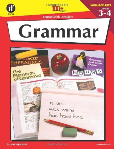 Amazon.com: Grammar, Grades 3 - 4 (The 100+ Series ...