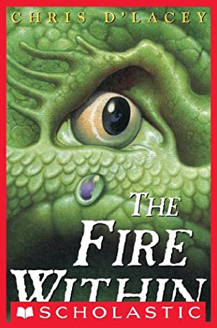 book cover of The Fire Within