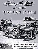 1939-1947 Ford 2N 8N 9N Ferguson System Reprint Owner's Manual